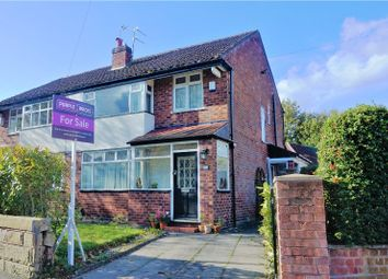Thumbnail 3 bed semi-detached house for sale in St. Georges Crescent, Salford