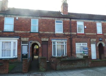 Thumbnail 2 bed terraced house for sale in Lea Road, Gainsborough