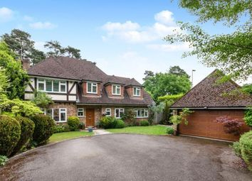 Thumbnail 4 bedroom detached house for sale in Camberley, Surrey, .