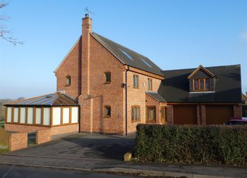 Thumbnail 5 bed detached house for sale in Moor Lane, Kirk Langley, Ashbourne