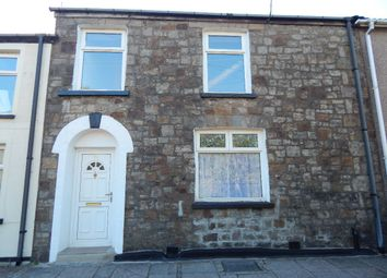 Thumbnail 3 bed terraced house for sale in Railway Terrace, Blaina