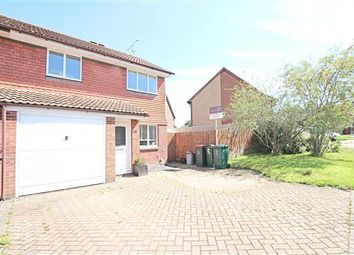 Thumbnail 3 bed semi-detached house for sale in Birkdale Drive, Ifield, Crawley