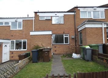 Thumbnail 3 bed terraced house for sale in Roach Close, Chelmsley Wood, Birmingham