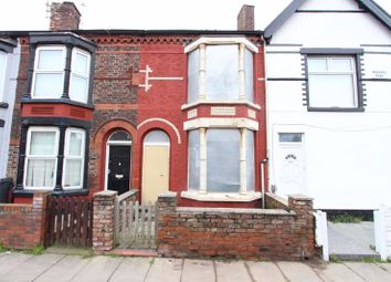 Thumbnail 3 bed terraced house for sale in Miranda Road, Bootle