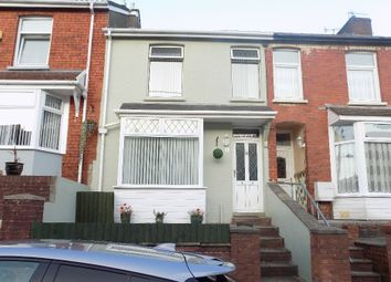 Thumbnail 3 bed terraced house for sale in Granville Street, Abertillery