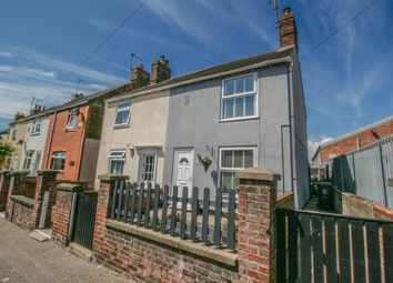 Thumbnail 2 bedroom semi-detached house for sale in Back Pier Plain, Gorleston, Great Yarmouth