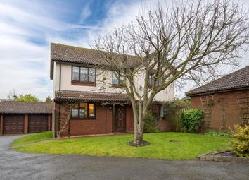 Thumbnail 4 bedroom detached house for sale in Thorncliffe, Two Mile Ash, Milton Keynes, Buckinghamshire