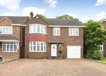 Thumbnail 4 bed detached house for sale in Elizabeth Way, Feltham