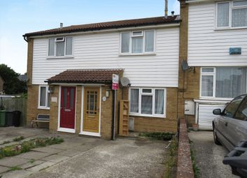 Thumbnail 2 bed terraced house for sale in Field Way, St. Leonards-On-Sea