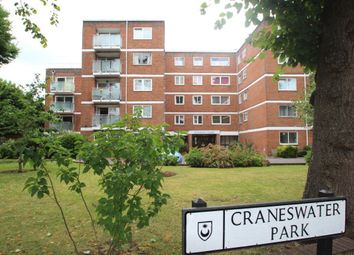 Thumbnail 2 bed flat to rent in Craneswater Park, Southsea