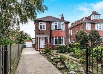 Thumbnail 3 bedroom detached house for sale in Scott Hall Road, Leeds