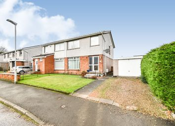 Thumbnail 3 bedroom semi-detached house for sale in Crosbie Drive, Paisley