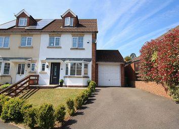 Thumbnail 4 bed semi-detached house for sale in Dan Y Fron, Tonyrefail, Porth, Rhondda, Cynon, Taff.