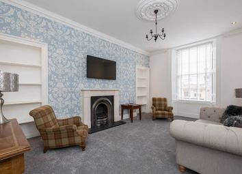 Thumbnail 2 bed flat for sale in Bernard Street, Edinburgh