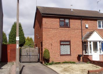 Thumbnail 2 bed semi-detached house to rent in Station Street, Cheslyn Hay, Walsall