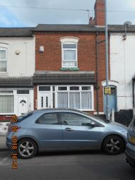 Thumbnail 3 bed terraced house for sale in Charles Road, Small Heath