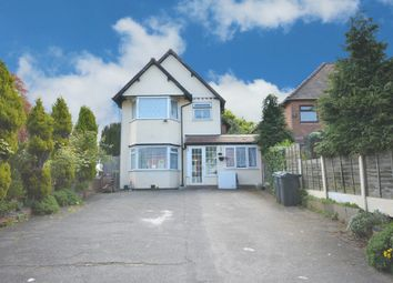 Thumbnail 4 bedroom detached house for sale in Shirley Road, Acocks Green, Birmingham