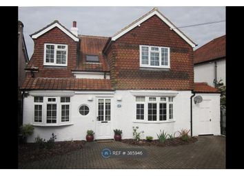 Thumbnail 5 bed detached house to rent in Woodlands Road, Bookham, Leatherhead