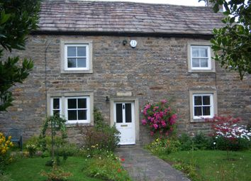 Thumbnail 4 bed semi-detached house to rent in Redmire, Leyburn