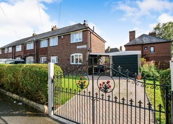 Thumbnail 3 bed semi-detached house for sale in Waincliffe Avenue, Chorlton, Manchester, Greater Manchester