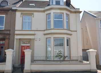 Thumbnail 5 bed town house for sale in Montgomerie Street, Ardrossan