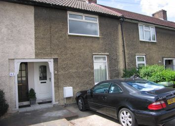 Thumbnail 2 bedroom terraced house to rent in Vincent Road, Dagenham