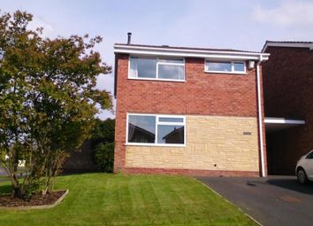 Thumbnail 3 bed detached house for sale in Greylarch Lane, Stafford
