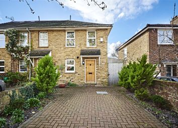 Thumbnail 2 bed semi-detached house to rent in Kings Farm Avenue, Richmond, Surrey