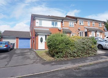 Thumbnail 3 bed end terrace house for sale in Woolpack Close, Rowley Regis