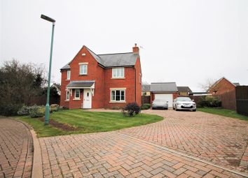 Thumbnail 4 bed detached house for sale in Bloxsome Close, Broadwell, Coleford