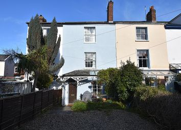 Thumbnail 3 bed town house for sale in Albion Place, Central Exeter