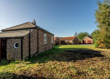 Thumbnail 3 bed detached bungalow for sale in Agar Cottage & The Old Chapel, Warthill, York