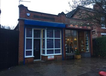 Thumbnail Retail premises to let in 7B Nicolas Road, Chorlton Cum Hardy, Manchester