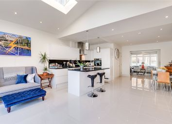Dalgarno Gardens, London W10. 4 bed end terrace house