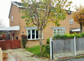 Thumbnail 2 bedroom semi-detached house to rent in Curlew Ave, Eckington