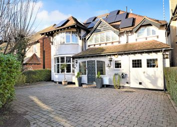 Thumbnail 4 bed detached house for sale in Southleigh Avenue, Earlsdon, Coventry