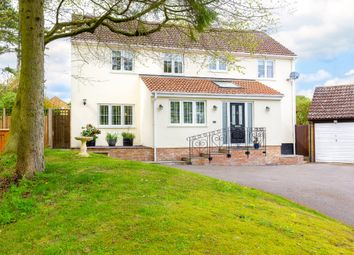 Thumbnail 4 bed detached house for sale in Layston Park, Royston