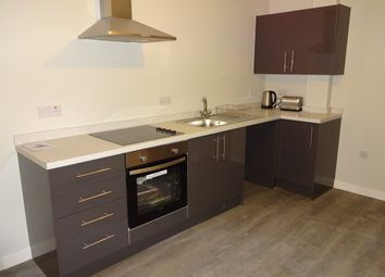 Thumbnail 2 bedroom flat to rent in Richmond Street, Leeds
