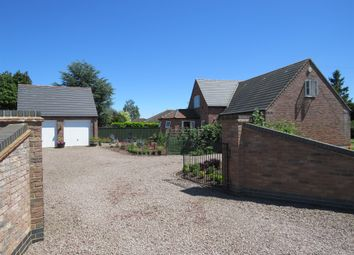 Thumbnail 5 bed bungalow for sale in Branches Lane, Holbeach, Spalding