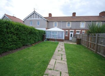 Thumbnail 3 bed terraced house for sale in Park Villas, Ashington