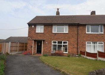 Thumbnail 3 bed semi-detached house for sale in Sussex Drive, Kidsgrove, Stoke-On-Trent, Staffordshire