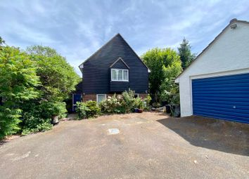 4 bed detached house for sale in Curteys, Old Road, Harlow CM17