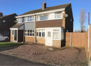 Thumbnail 3 bed semi-detached house for sale in Marske Lane, Fairfield