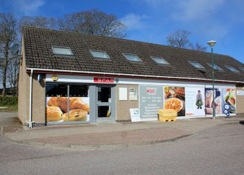 Thumbnail Retail premises for sale in Spar Convenience Store, Retail Park, Dornoch