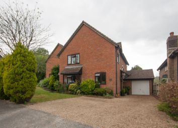 Thumbnail 4 bed detached house for sale in Castle Rise, Ridgewood, Uckfield