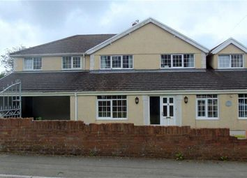 Thumbnail 7 bed detached house for sale in Slade Road, Swansea