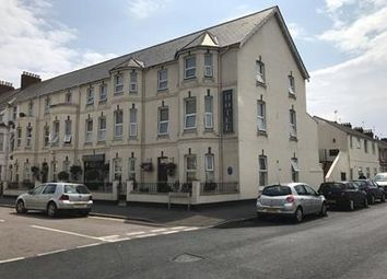 Thumbnail Hotel/guest house for sale in Dolphin Hotel, 2-6 Morton Road, Exmouth, Devon