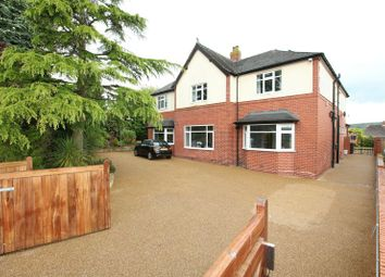 Thumbnail 6 bed detached house for sale in Station Road, Biddulph, Stoke-On-Trent