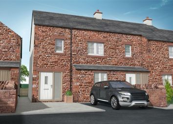 Thumbnail 3 bed end terrace house for sale in Plot 6, The Old Sawmill, Warcop, Appleby-In-Westmorland, Cumbria