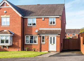 Thumbnail 3 bed semi-detached house for sale in Beaumaris Close, Larks View, Dudley